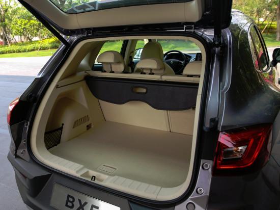 багажное отделение Borgward BX5