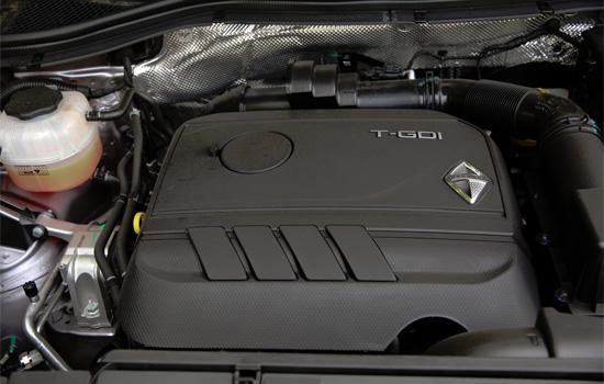 под капотом Borgward BX5