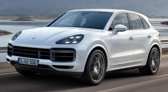 Porsche Cayenne Turbo (2020-2021) на IronHorse.ru ©