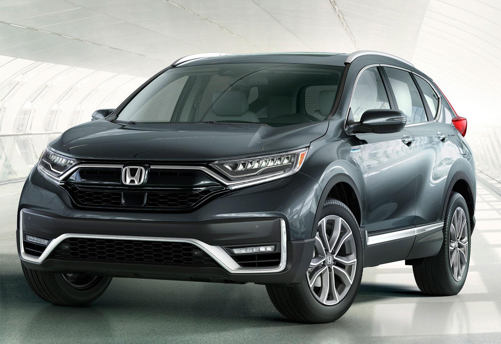 Honda CR-V (2020-2021)