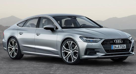 Audi A7 Sportback (2020-2021) на IronHorse.ru ©