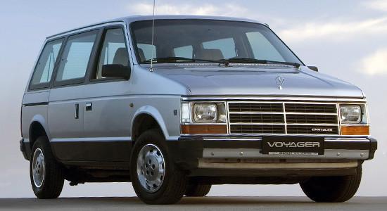 Chrysler Voyager 1 (1984-1990) на IronHorse.ru ©