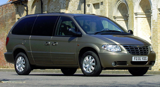 Chrysler Voyager 4 (2001-2007) на IronHorse.ru ©