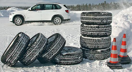 зимние фрикционные шины (тест к зиме 2017-2018 года) на IronHorse.ru ©