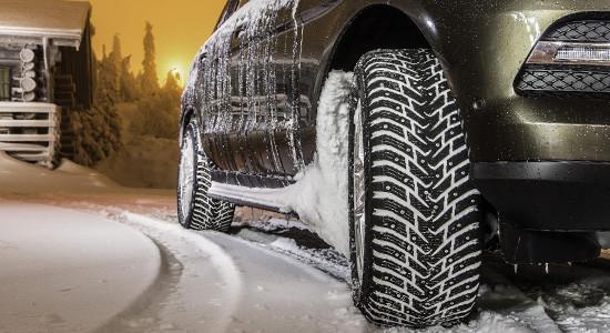зимние шипованные шины (тест к зиме 2017-2018 года) на IronHorse.ru ©