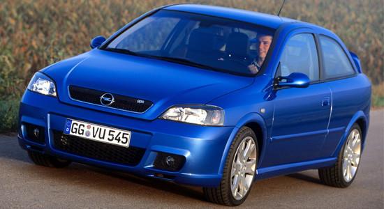 Opel Astra G OPC на IronHorse.ru ©