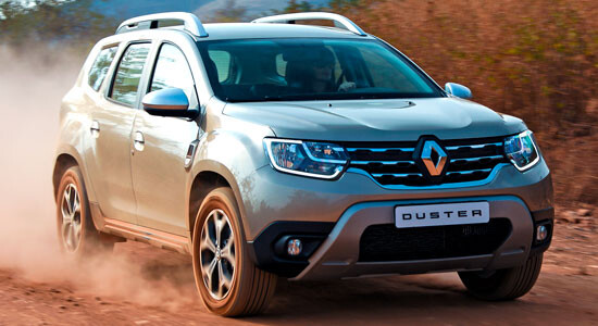 Renault Duster (2020-2021) на IronHorse.ru ©