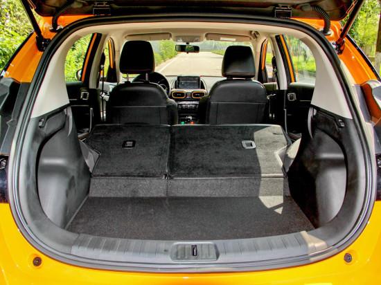 багажное отделение DFM AX4