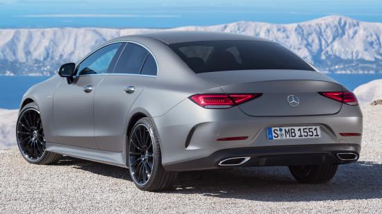 Mercedes-Benz CLS (C257)