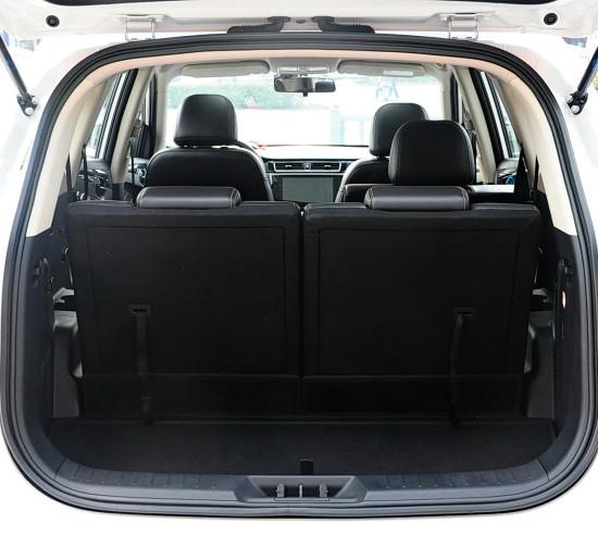 багажное отделение (минимум)
