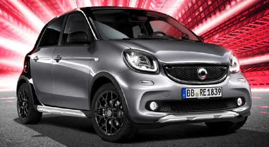 Smart ForFour Crosstown (W453)
