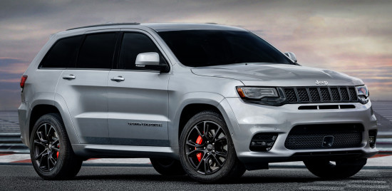 Jeep Grand Cherokee SRT (WR2) 2017-2018