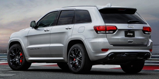 Jeep Grand Cherokee SRT (WR2)