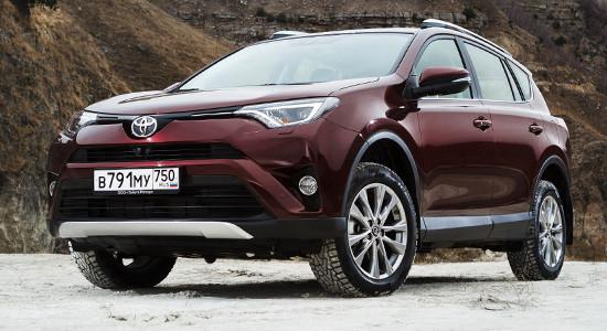 Toyota RAV4 (2015-2018) на IronHorse.ru ©