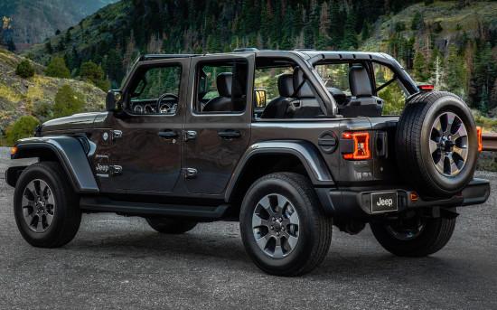 Jeep Wrangler Unlimited (JL)