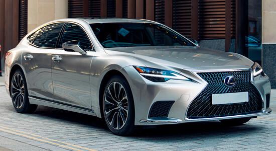 Lexus LS (2020-2021) на IronHorse.ru ©