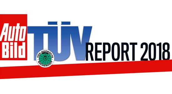 рейтинг надёжности авто TUV Report 2018 на IronHorse.ru ©