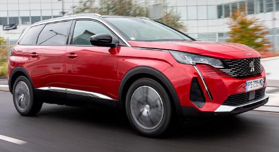 Peugeot 5008 (2020-2021) на IronHorse.ru ©