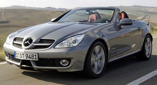 Mercedes-Benz SLK (2004-2010) на IronHorse.ru ©
