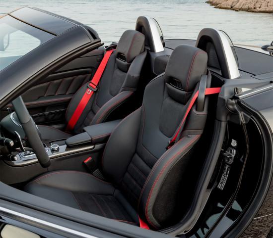 интерьер салона Mercedes-AMG SLC 43 (R172)