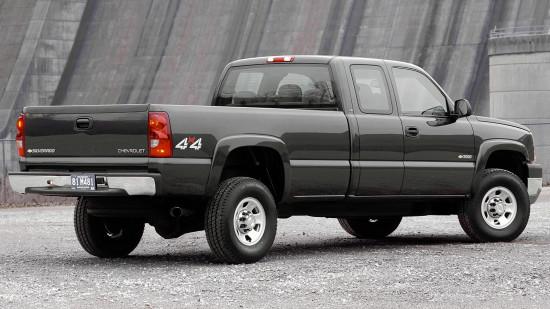 Chevrolet Silverado 1-го поколения