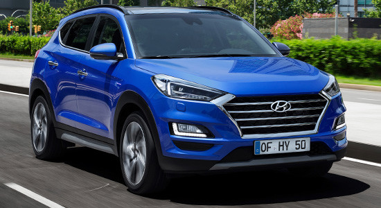 Hyundai Tucson 3 (2019-2020) на IronHorse.ru ©
