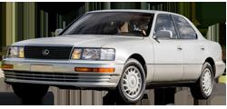 1-й Lexus в США