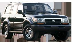 1-й внедорожник Lexus