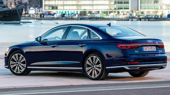 Audi A8 4-го поколения