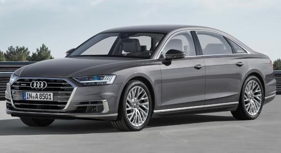 Audi A8 (2019-2020) на IronHorse.ru ©