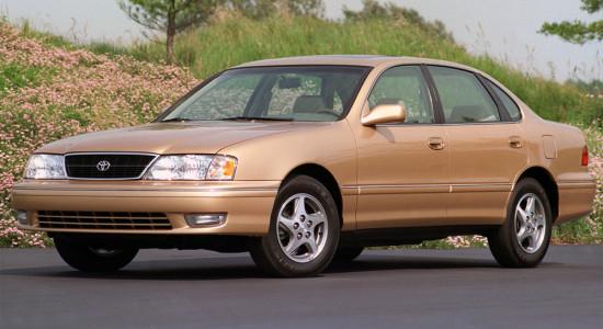 Toyota Avalon (1994-1999) на IronHorse.ru ©