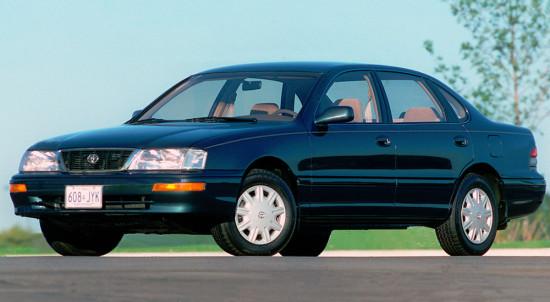 Тойота Авалон 1994-1996