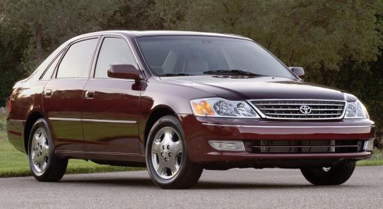 Toyota Avalon (1999-2004) на IronHorse.ru ©