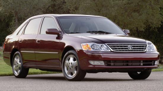 Toyota Avalon (2001-2004)