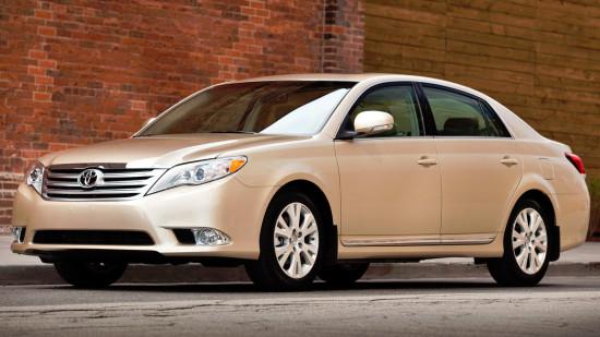 Toyota Avalon (2011-2012)