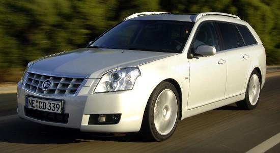 Cadillac BLS Wagon на IronHorse.ru ©