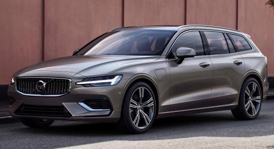 Volvo V60 Plug-in Hybrid (2018-2019) на IronHorse.ru ©