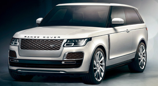 Range Rover (L405) SV Coupe на IronHorse.ru ©