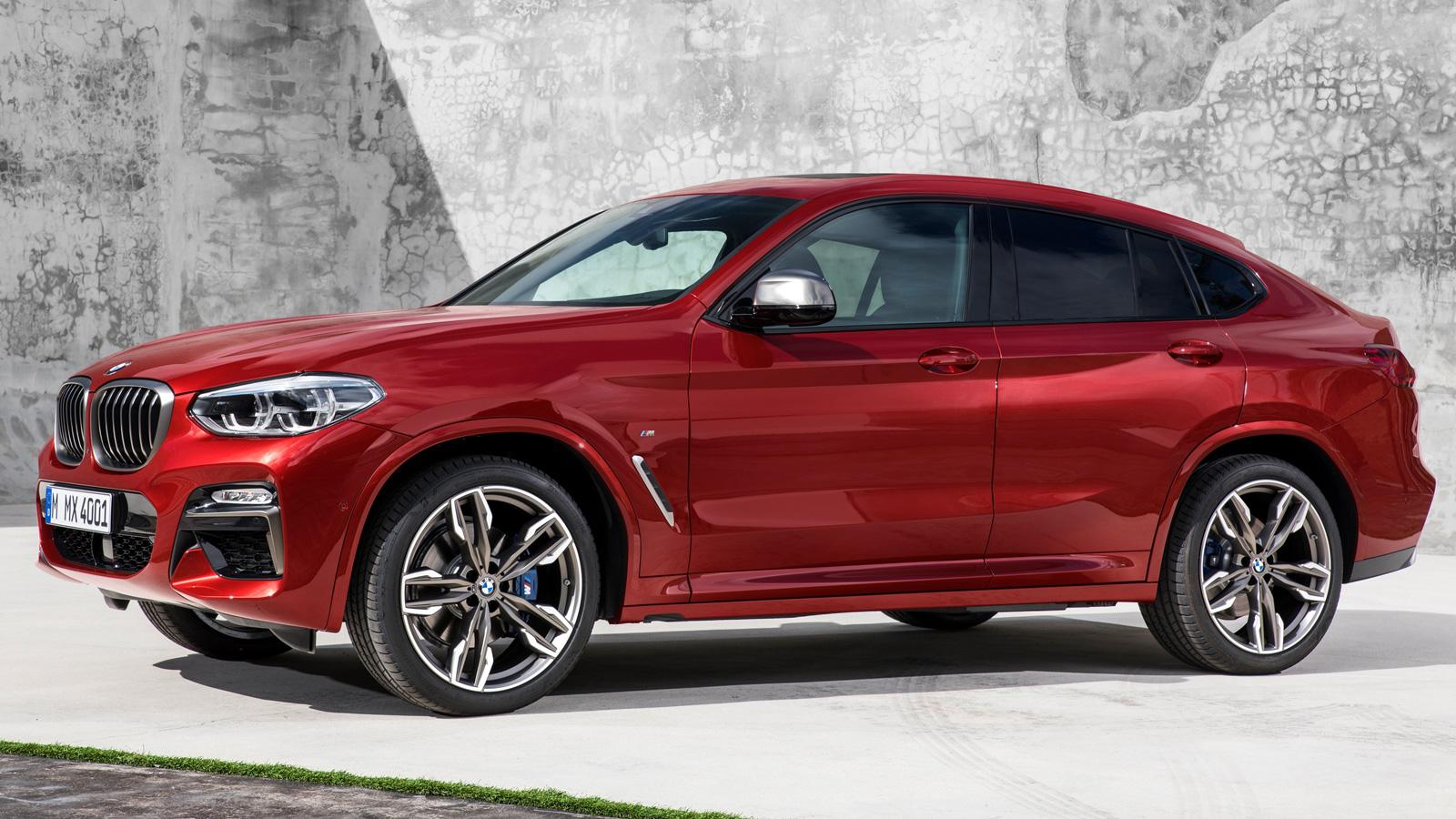 Новый BMW X4 2019 | фото, цена, характеристики новые фото