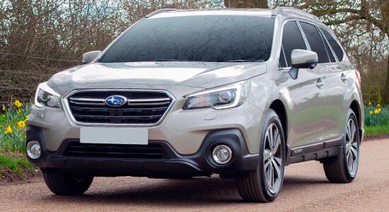 Subaru Outback 5 (2015-2020) на IronHorse.ru ©