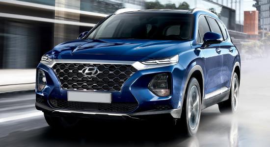 Hyundai Santa Fe (2018-2019) на IronHorse.ru ©