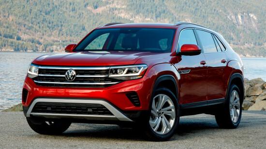 Volkswagen Teramont 2021-2022