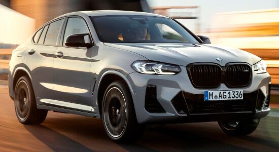 BMW X4 (2021-2022) на IronHorse.ru ©