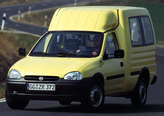 Opel Combo B Tour (1995-2001)