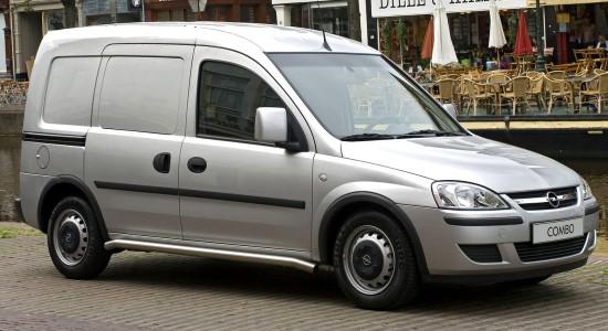 Opel Combo C (2001-2011) на IronHorse.ru ©