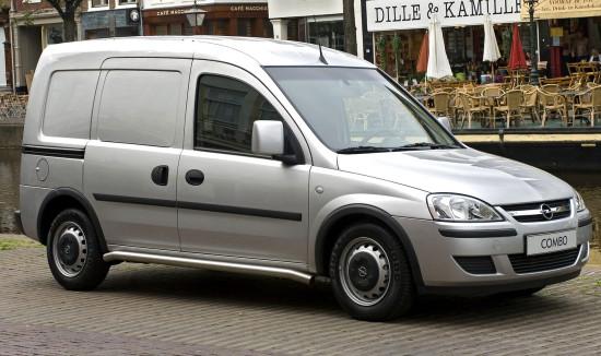 Opel Combo C 2005-2011