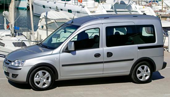 Opel Combo C Tour (2006-2011)