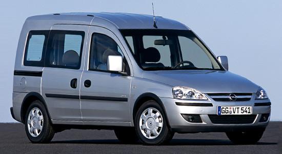 Opel Combo C Tour (2001-2011) на IronHorse.ru ©