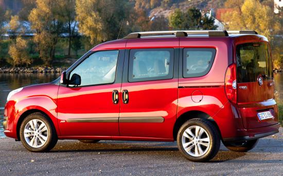 Opel Combo D Tour