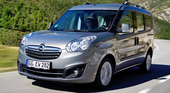 Opel Combo D Tour (2011-2018) на IronHorse.ru ©